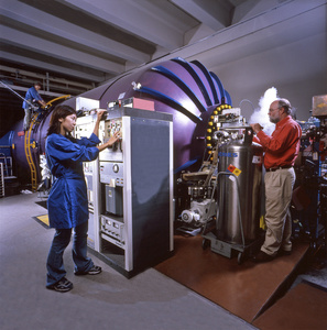 Nuclear Physics Lab  Accelerator